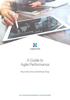 A Guide to Agile Performance Cover