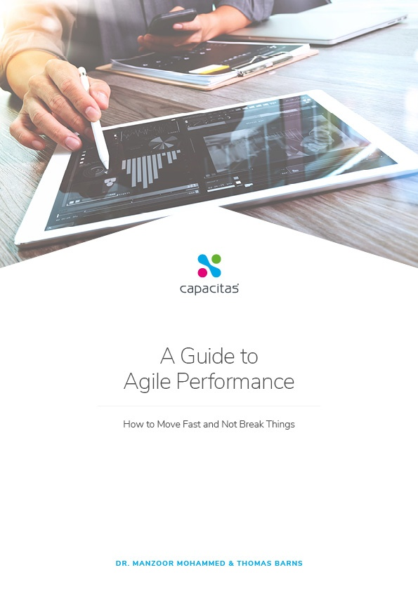Agile Performance: How to Move Fast and Not Break Things