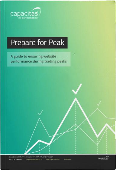 Prepare for Peak